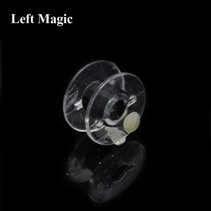 30M Length Scroll Type Spool Of Invisible Elasticity Thread Black Magic Tricks Magic PropsProps Accessories For Venom Project