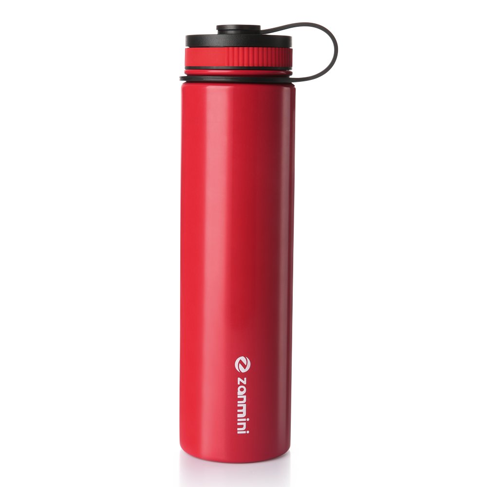 Cleaning Sports Bottle Lids: Multifunctional Sport Vacuum Insulated Water Bottle With 4