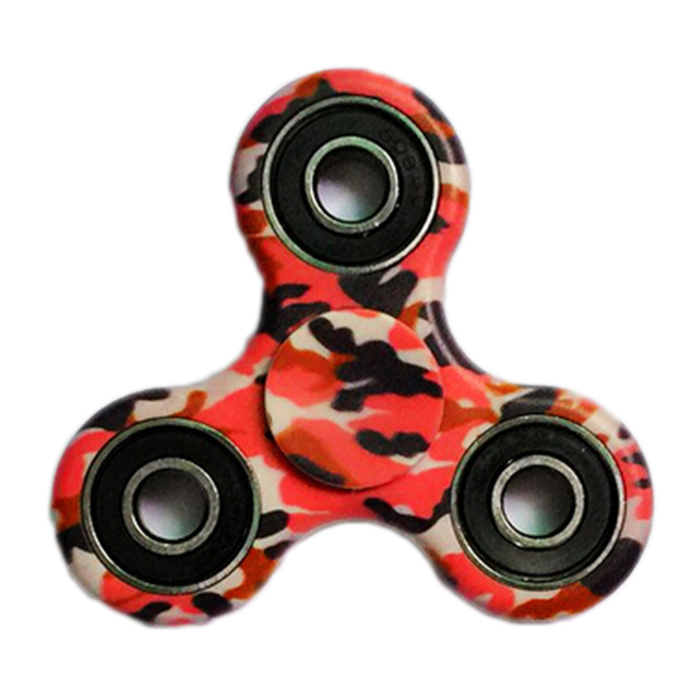 Lunai Fidget Spinner Hand Toys Focus Games Random Colour Daftar Aimons Spiner Color Camouflage Cube Stress Professional For Adhd Autism In