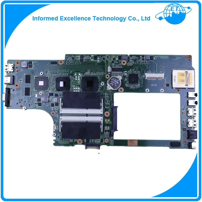 100%Working Laptop Motherboard for ASUS UL30VT Series Mainboard,System Board free shipping laptop motherboard for asus g60vx series mainboard system board