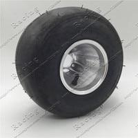 168 go kart 5 inch Rear wheels beach car accessories drift wheel 11X7.10 5 kart tire + highway ALUMINUM hub