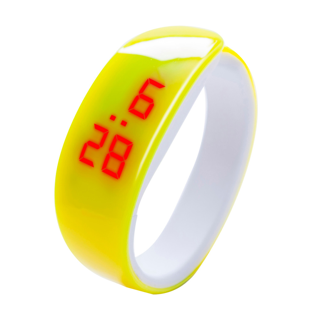 Fashion Women's Men's Digital Watch Multicolor Optional LED Sports Watch zegarek reloj saat relogio reloj mujer digital Sports