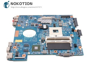 Image 4 - NOKOTION For Sony Vaio PCG 61911W VPCEG VPCEG18FG Laptop motherboard HM65 DDR3 GT410M 48.4MP01.021 MBX 250 MAIN BOARD