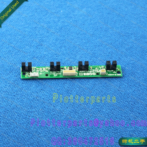 C7769-60026 C7769-60373 Ink Supply Station (ISS) board for HP DJ 500 510 800 815 820 C7769-60148 CH336-67010 Original used
