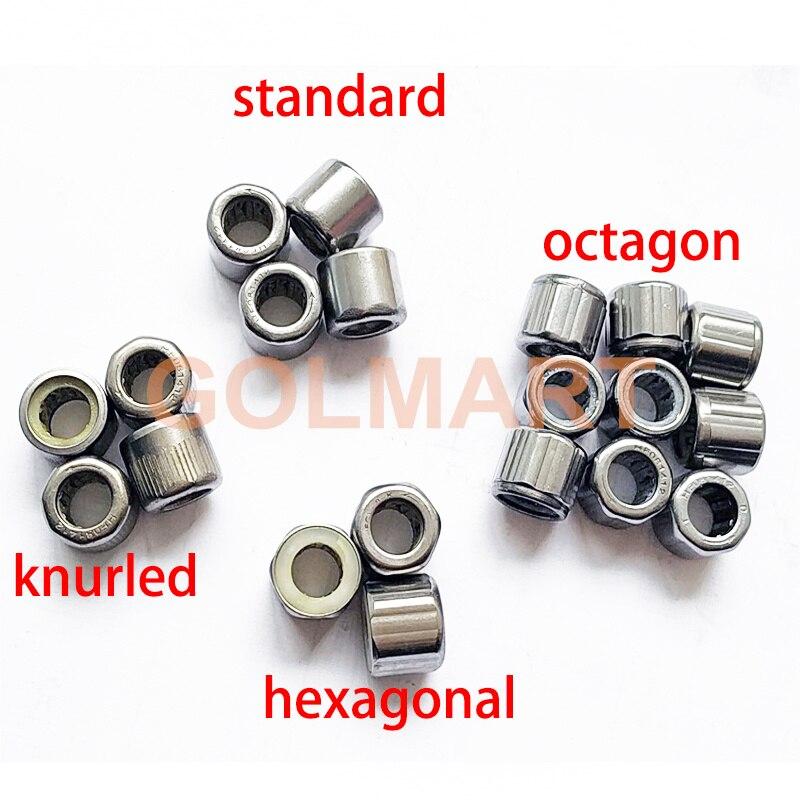 US Stock 5pc HF0612 One Way Clutch Miniature Needle Roller Bearing 6 x 10 x 12mm