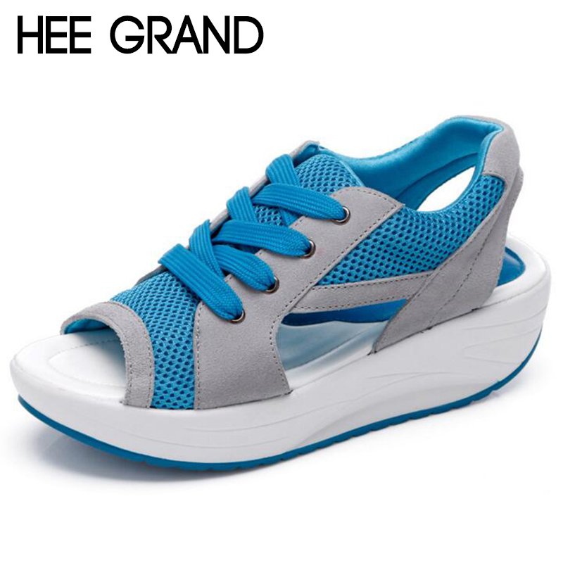 HEE GRAND Women Casual Shoes Peep Toe Causal Shoes Breatheable Women Cool Work Shoes Spring and Autumn Vulcanized Flats XWD6605