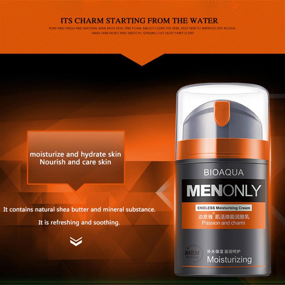 Hialurônico Clareamento Anti Rugas Dos Homens cuidados Com a pele
