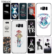 YIMAOC Harry Potter Soft Tpu Silicone Phone Case for