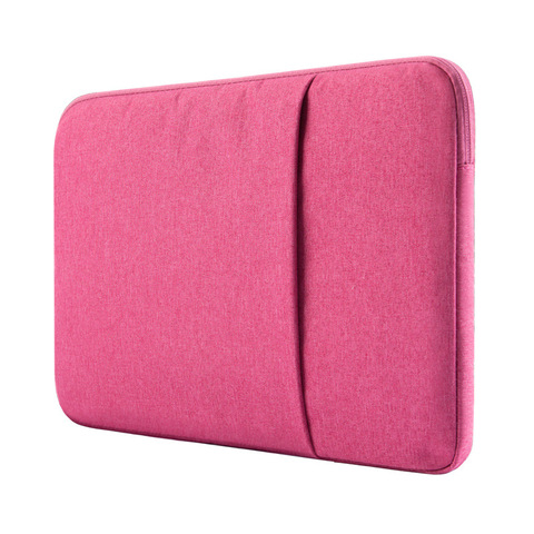 Laptop Sleeve 13 For MacBook Pro 13 Case Laptop Bag Cover 13 11 12 15 Computer Bag For Mac Book Air 13.3 15.4 Notebook Case Bags Pakistan