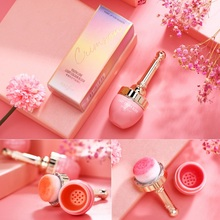 Face Cheek Blusher Air Cushion Blush Stick Brighten Skin Tone Makeup Waterproof Beauty Cosmetics New Arrival