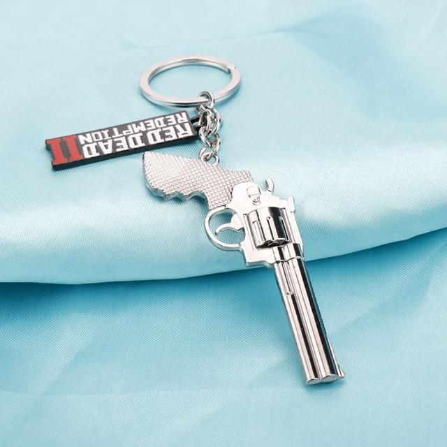 Брелок револьвер Red Dead Redemption 2 2
