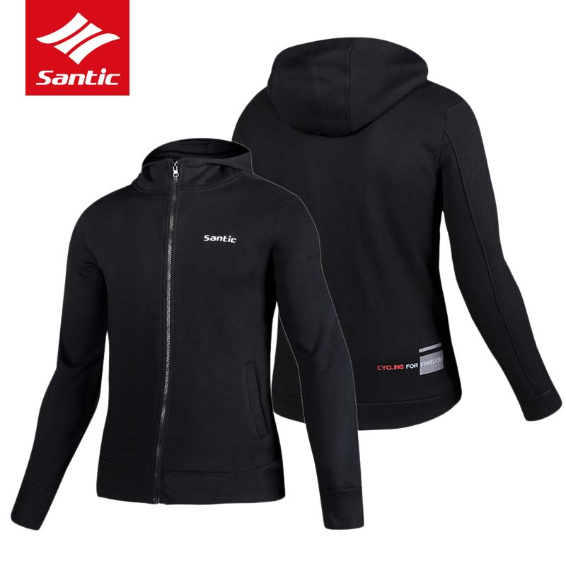 Santic Cycling Jackets 2017 Winter Warm Cycling Jacket Fleece Thermal Bike Jersey MTB Road Sport Bicycle Clothes Ropa Ciclismo  santic winter cycling jerseys jackets sets thermal fleece mtb road bike clothing windproof warm bicycle jerseys camisa ciclismo