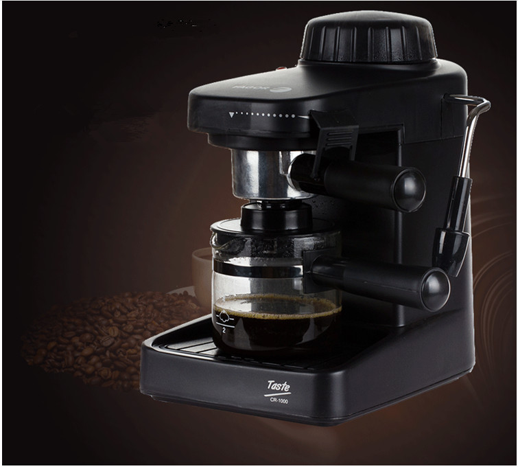 Portable Drip Coffee Maker : coffee maker Picture - More Detailed Picture about Automatic espresso Faema Black coffee machine ...