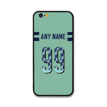 European Football Ozil BELLERIN AUBAMEYANG RAMSEY IWOBI MUSTAFI Jersey style Arsenal case for Apple iPhone 8 Plus Phones cases