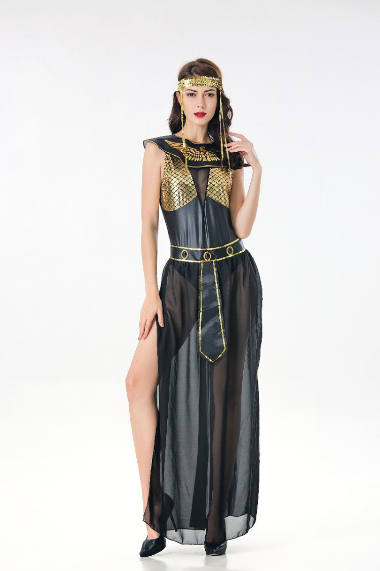 HTB1.yvawER1BeNjy0Fmq6z0wVXam - Umorden Carnival Party Halloween Egyptian Cleopatra Costume Women Adult Egypt Queen Cosplay Costumes Sexy Golden Fancy Dress