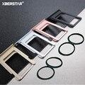 Bandeja de la Tarjeta SIM de reemplazo con el Anillo A Prueba de agua para iPhone7 7 plus