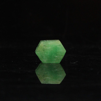 Ultra-fine mineral crystals emerald green natural rough stones mark collectibles ore samples without optimization 25