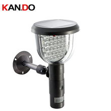 outdoor use CCTV camera with IR night LED,with solar charging function seurity camera,emergence LED IR motion detection camera