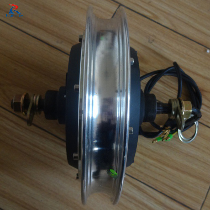 Bicicleta electrica hub motor 350W Brushless Nongear Motor DC 24V 36V 48V electric bike kit e bike scooter front wheel hub motor dc motor 48v 1500w brushless electric bike motor electric mid drive motor for electric vehicle electrica bicicleta scooter parts