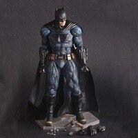 1/7th Superhero Batman vs Superman Dawn of Justice Batman Action Figure PVC Collectible Model Toy 25cm
