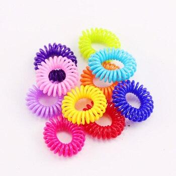 Cute Colorful Scrunchies 3