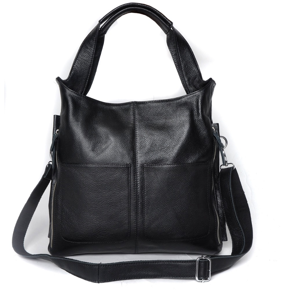 High capacity famous brand genuine leather ladies handbags casual fashion women messenger bags with high quality shoulder bags famous brand high quality handbag simple fashion business shoulder bag ladies designers messenger bags women leather handbags