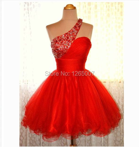 High Quality Red Homecoming Dress-Buy Cheap Red Homecoming Dress ...