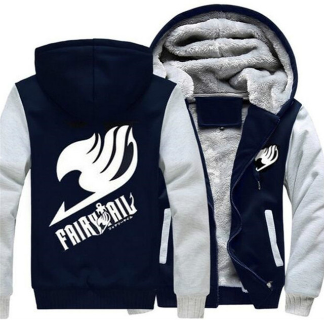 Fairy Tail Hoodies Jacket