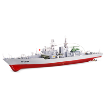 78cm 1:275 Military Smasher Destroyer RC Boat Ship Toy 40m R