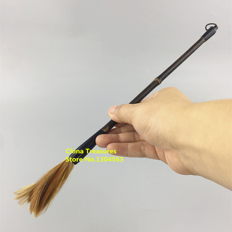 Chinese Brush Made Of Chicken Feather