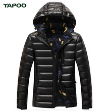 TABOO Winter Parka Duck Down Coats Men Warm Jackets Men's Coat England Clothes Brand Fashion Clothing Sportswear Outwear