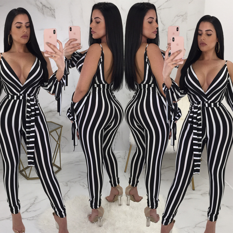 7aa607894890 Jumpsuits-For-Women-2018-amazon-stripe-Rompers-Womens-Jumpsuit -Sexy-Backless-Plus-Size-Rompers-Macacao-Feminino.jpg