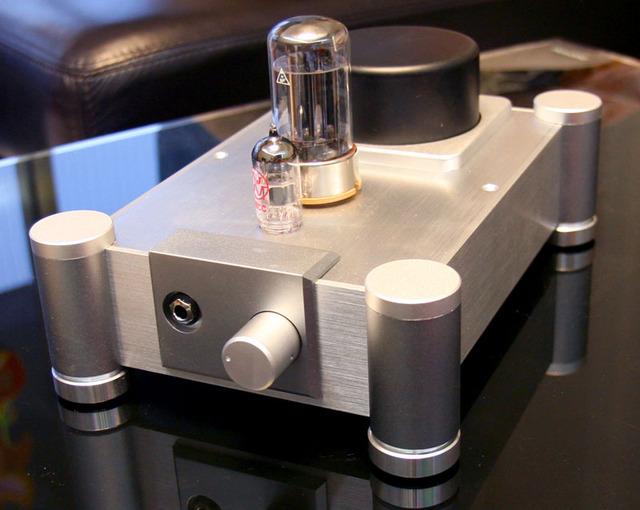 Áudio brisa A-E100 única classe ended um amplificador valvulado bile amplificador de auscultadores