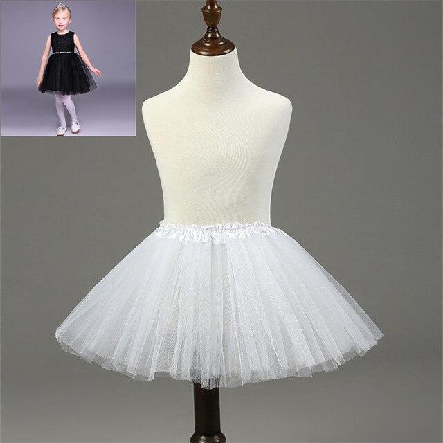 New children petticoats for formalflower girl dress whiteredblack new children petticoats for formalflower girl dress whiteredblack hoopless short mightylinksfo