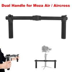 Moza podwójny uchwyt rękojeści ręczny uchwyt do MOZA Air/MOZA Aircross
