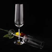 2pcs Set Champagne Glass Bottle Drinking Cup Good Quality