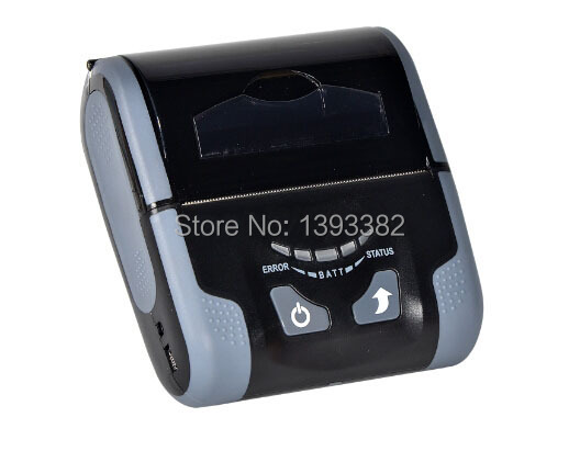 2 58mm Mini mobile thermal printers with wifi and USB interface suitable for Android and ios