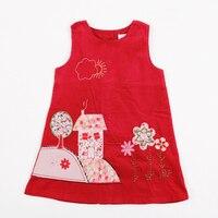 Novatx H3610 Retail Baby Girl Clothes Children Girl Summer Dress Baby Kids Cute Design Wear 2016