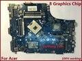 Para acer aspire 7750 7750g la-6911p intel ddr3 non-integrated motherboard mbrmk02001 completamente prueba y el envío libre
