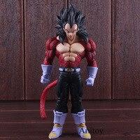 Dragon Ball Z Dragon Ball GT Super Saiyan 4 Vegeta Action Figure PVC Collectible Model Toy 27cm