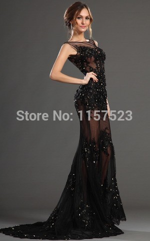 Cheap Sexy Evening Dresses Australia Gold Betsy Adam Trumpet  Mermaid Floor  Length Built In Bra Beading Court Train 2015 Outlet-in Evening Dresses from  ... c19bf6641087