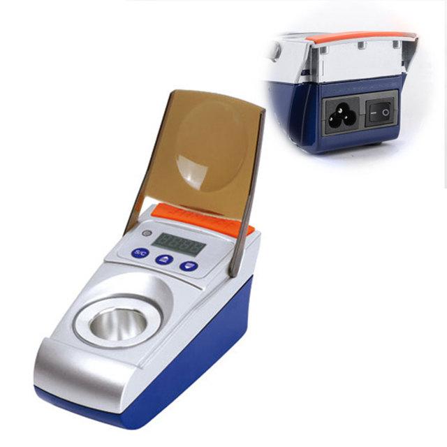 2016 Nueva Digital De Laboratorio Dental Fundidor De Cera Calentador de Inmersión De Fusión de Una Bien Olla
