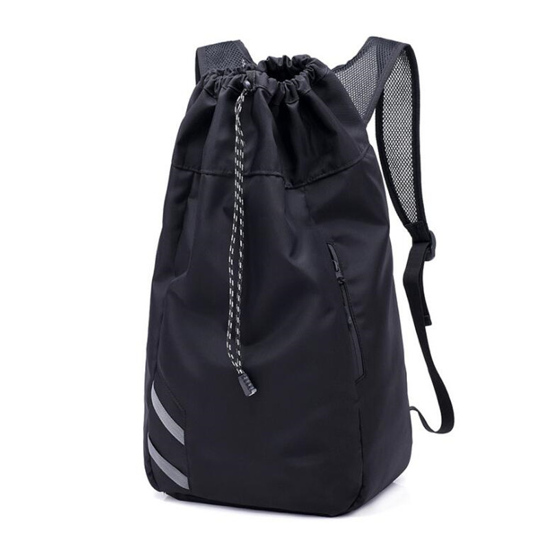 8fb03bd5a7ae Actearlier 2018 Newest Soccer Football Backpack Special Drawstring  Basketball Bag Larger Waterproof Backpack Dropshipping