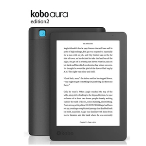 6 inch Kobo Aura Edition 2 ebo