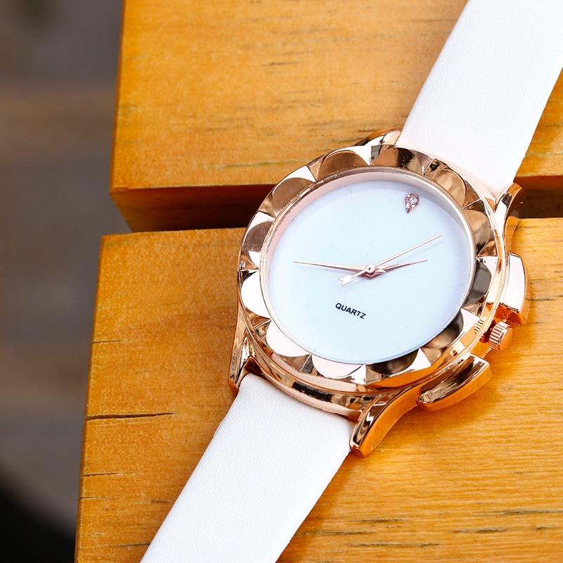 BGG Yepyeni 2018 Moda Kuvars İzle Kadınlar Saatler Bayanlar - Kadın Saatler - Fotoğraf 6