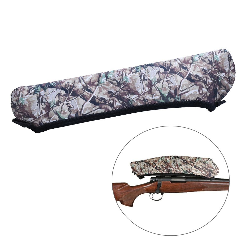 Hunting Rifle Scope Cover Case Bag Riflescope Neoprene Protect Scope For Optical Sight Optics Cover Camouflage