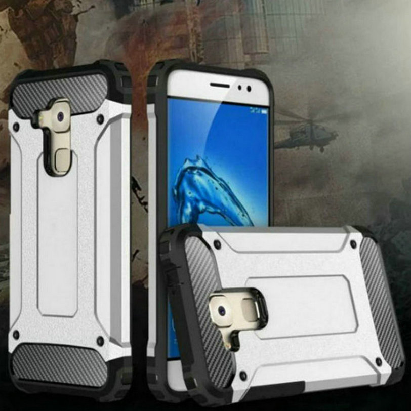 For Huawei Head 5 5.5 Phone Case Nova Plus / G9 Plus Silicone Cover Case Shockproof Hard Tough Rubber Hybrid Armor Case Cover