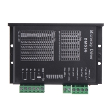 DM556 2-phase Digital Stepper Motor Driver 42/57/86 Stepper Motor Driver For CNC original new leadshine 2 phase stepper motor driver dm856 digital 32 bit dsp hybrid stepper driver