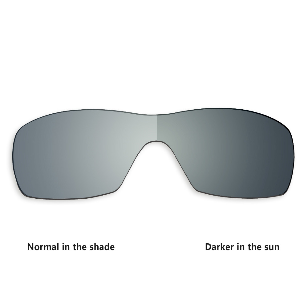 4f245d8941e ToughAsNails Polarized Replacement Lenses for Oakley Dart Sunglasses  Photochromic Grey (Lens Only)-in Accessories from Apparel Accessories on  Aliexpress.com ...