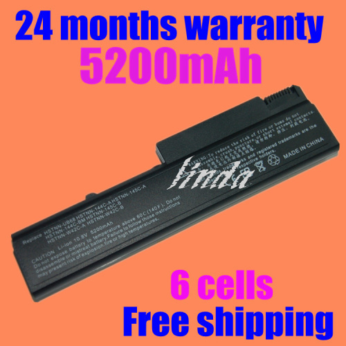 JIGU Laptop Battery For HP EliteBook 6930p 8440p 6440b 6445b 6450b 6540b 6545b 6550b 6555b 6530b 6535b 6730b 6735b 482962-001